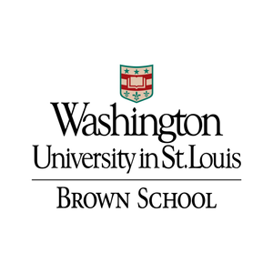 Brown School at Washington University logo